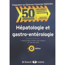 Hépatologie et gastro-entérologie (4e édition)