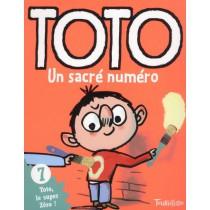 Toto le super zéro T.7 - Toto un sacré numéro