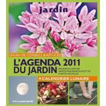 Agenda jardin 2011