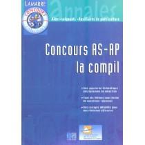 Concours As-Ap La Compil Nouvelle Edition
