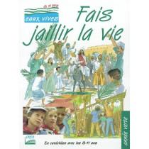 Eaux Vives : Fais Jaillir La Vie - Vert - Enfant