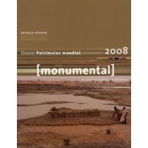 "Monumental 2008 1er Semestre. Thematique ""Patrimoine Mondial"""