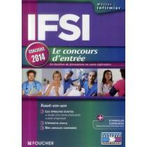 IFSI - Le concours d'entrée 2014