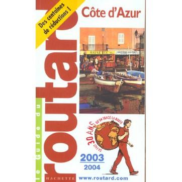 Cote D'Azur - Edition 2003-2004