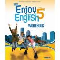 Anglais - 5Eme - Workbook (édition 2012)
