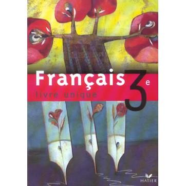 Francais Livre Unique 3eme Livre De L Eleve Edition 2003
