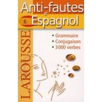 Anti-fautes d'espagnol