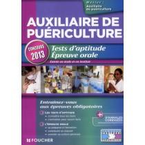 Auxiliaire de puériculture - Tests d'aptitude, épreuve orale - Concours 2013
