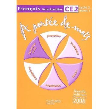 Francais Ce2 Cycle 3 Niveau 1 Livre Du Maitre