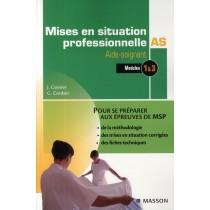 Mises en situation professionnelle - Aide-soignants
