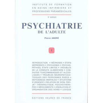Psychiatrie De L'Adulte
