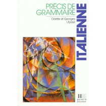 Precis De Grammaire Italienne - Edition 1988