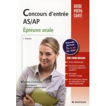 Concours entrée A S/ AP - Epreuve orale (7e édition)