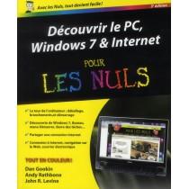 Découvrir le pc windows 7 et internet pour les nuls (3e édition)