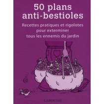 50 Plans anti-bestioles