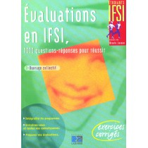 Evaluation En Ifsi - 1000 Questions-Reponses Pour Reussir