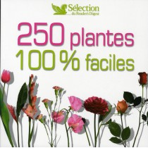 250 Plantes 100% faciles