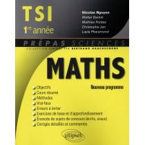 Mathématiques - TSI 1ère année - Programme 2013