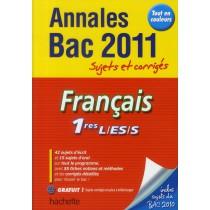 Français - 1Eres - Annales - Sujets corrigés