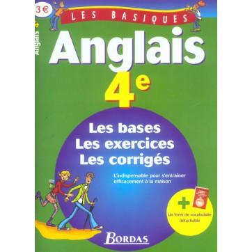 Anglais 4eme Les Bases Les Exercices Et Les Corriges