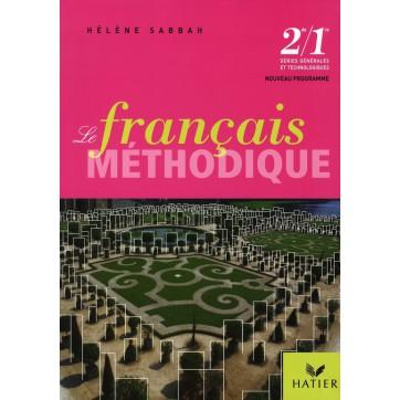 Le Francais Methodique 2nd E 1ere Livre De L Eleve Edition 2008