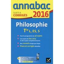 Philosophie - Terminale L, ES, S (édition 2016)