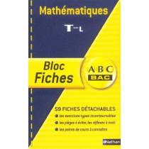 Mathématiques - Terminale L - Spécialité - Bloc fiches
