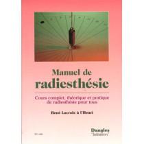 Manuel de radiesthésie