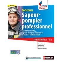 Concours sapeur-pompier professinnel - Catégorie C