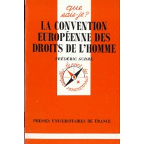 Convention Europeenne Droits Homme