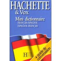 Dictionnaire Hachette Vox Mini Espagnol