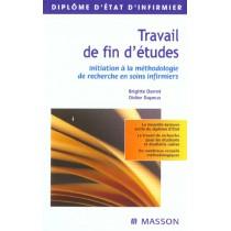 Travail De Fin D'Etudes - Guide D'Initiation A La Methodologie De Recherche En Soins Infirmiers