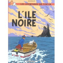 Les aventures de Tintin T.7 - L'île noire