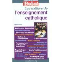 Métiers et formations de l'enseignement catholique