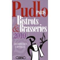 Pudlo - Paris - Bistrots et brasseries (édition 2010)