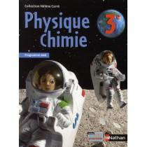 Physique-chimie - 3Eme - Manuel de l'élève (édition 2008)