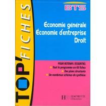 Economie Generale Economie D'Entreprise Droit