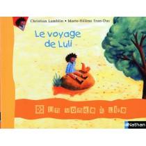 Album T.2 - Le voyage de Luli - CP