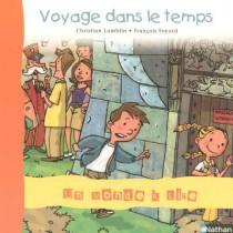 Album T.5 - Voyage dans le temps - CP