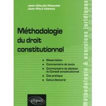 Methodologie Du Droit Constitutionnel Dissertation Commentaire De Texte De Decision Cas Pratique