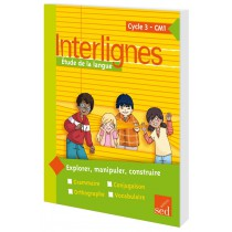 Etude de la langue - CM1 - Livre de l'élève