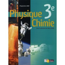 Physique-chimie - 3Eme - Manuel (édition 2008)