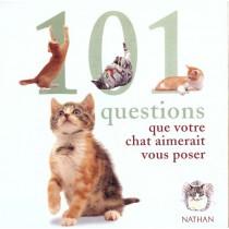 101 Questions Que Votre Chat Aimerait Poser
