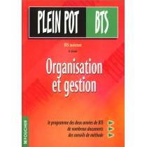 Organisation Et Gestion Bts