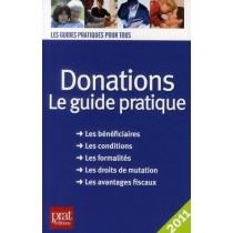 Donations : le guide pratique (édition 2011)