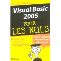 Visual basic pour les nuls (édition 2005)
