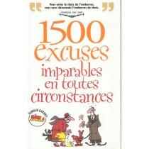 Rictus T.5 - 1500 Excuses imparables en toute occasion