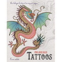 Coloriage tattoos - Petit format