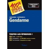 Concours gendarme - Catégorie B