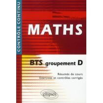 Maths Bts Groupement D Resumes De Cours Exercices Et Controles Corriges
